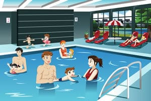 commercial pool cleaning supplies