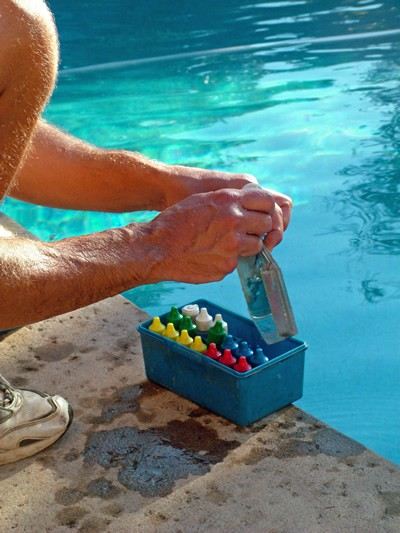 pool chemical suppliers